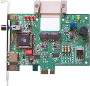 PCI Express Mini Extender
