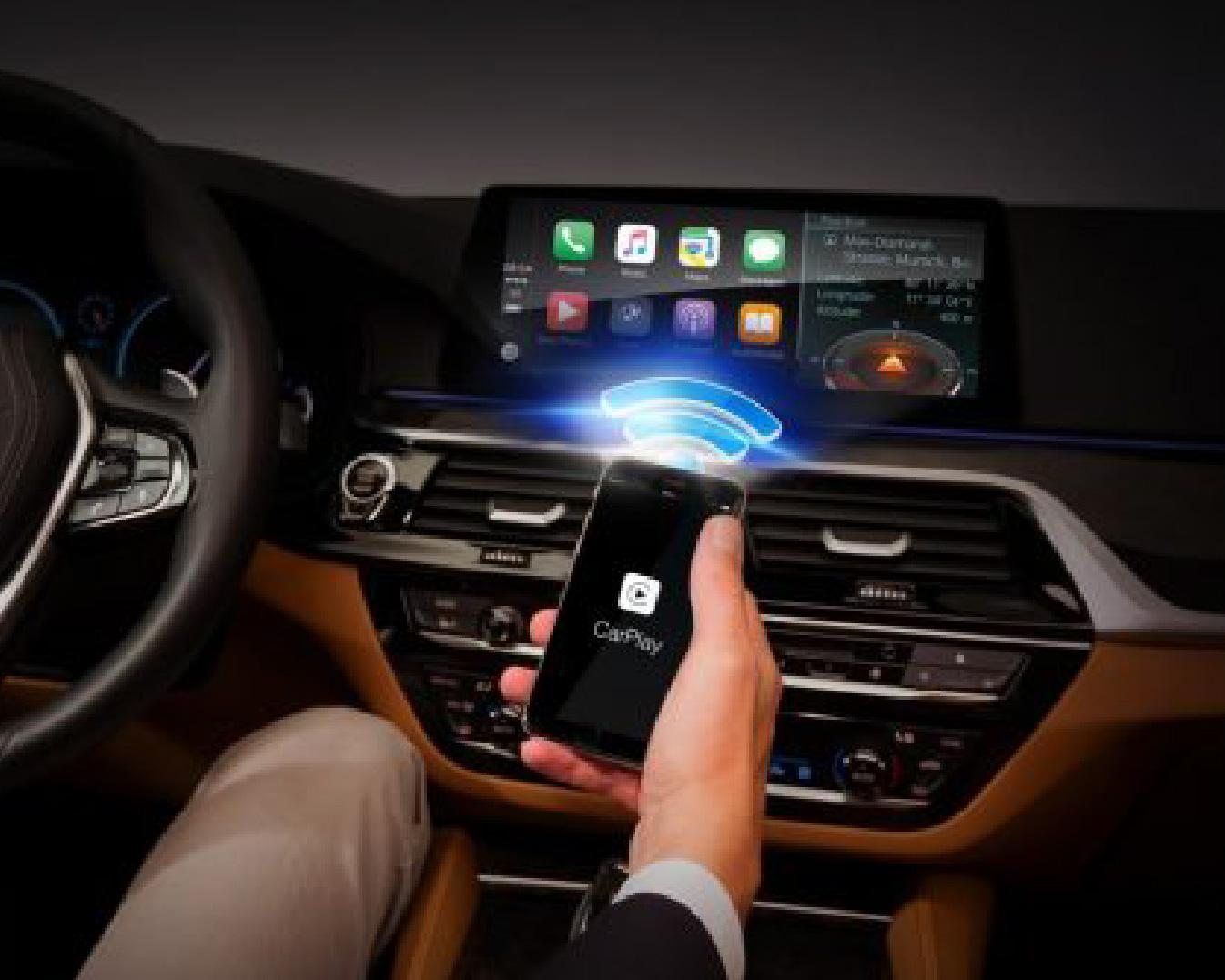 車両用無線通信装置のテストサービス