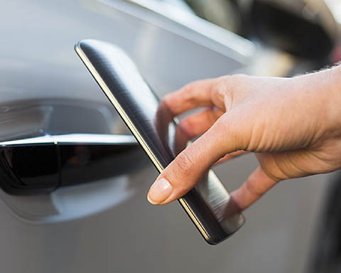 車両用キーレス及びデジタルキーシステムの検証