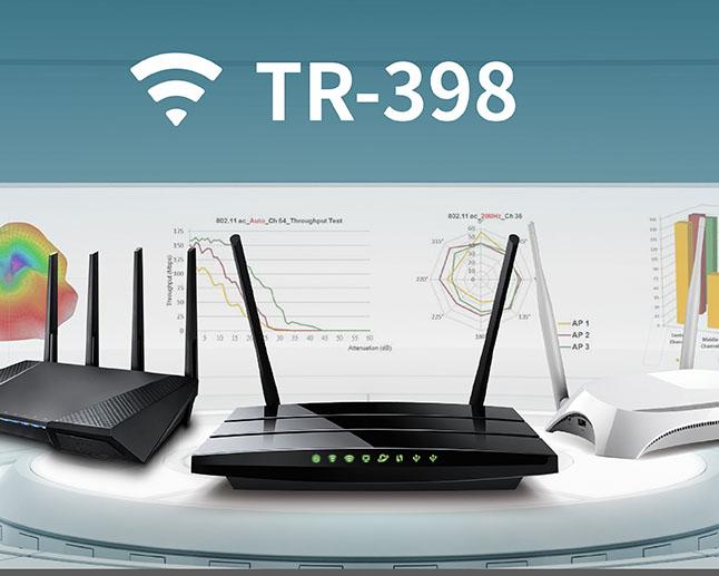 TR-398 検証