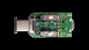 USB 2.0 Type-C® Plug to Micro-B Receptacle - AUT17034-CPMU