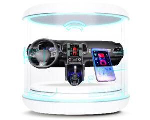 車載機Bluetooth接続性試験AIプラットフォーム