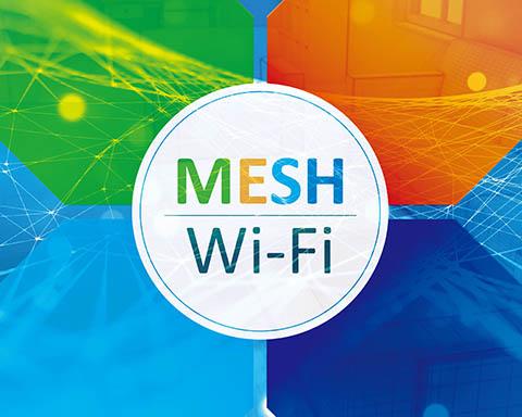 メッシュ Wi-Fi 検証