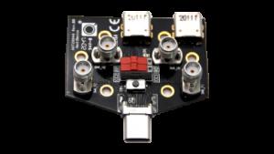 USB-C® – Tx & Long Channel Rx Precet. Test Fixture