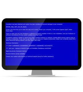 ブルースクリーンはなぜ起こる?WindowsのBSODメモリダンプを解析