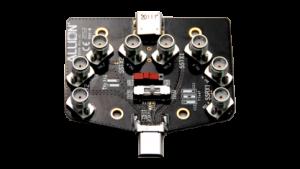 USB-C® – Short Channel Rx Precet. Test Fixture
